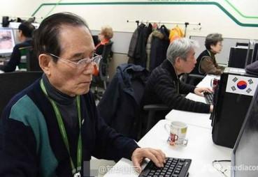 另类科技公司只招55岁以上老人 最老员工83岁