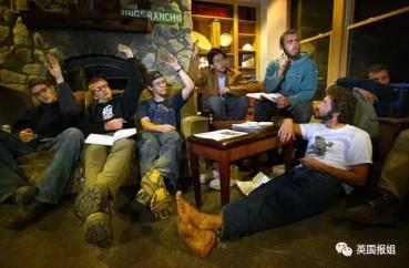 美国死亡谷深处神秘大学 建校百年每年只招13名男生