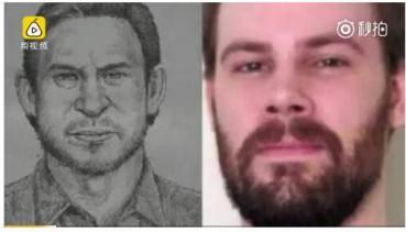 中国警察凭模糊图像画出章莹颖案嫌犯震惊FBI