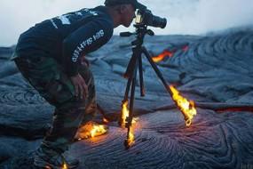 能拍出如此奇葩视角才叫用生命在拍照