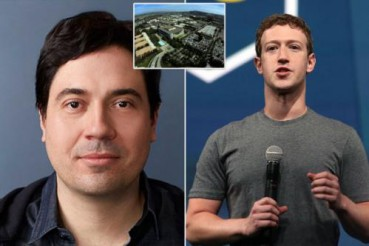 Facebook高管担心机器人引发动荡而隐居