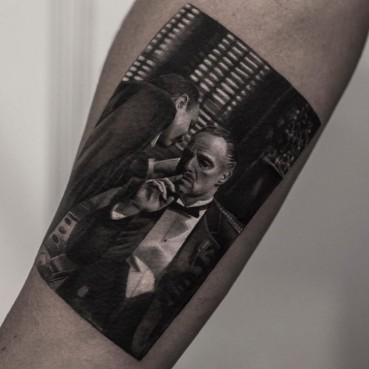 令人惊叹的照片级别纹身