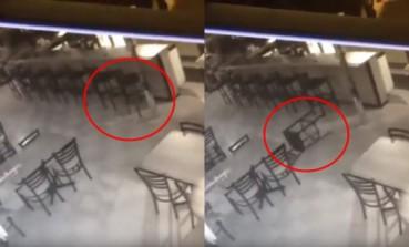 加州酒吧屡发超自然现象 椅子离奇倒地
