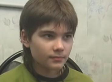 俄神童自称来自火星 金字塔有秘密机关