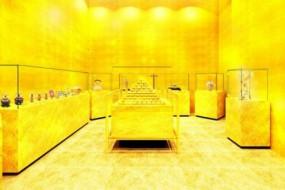 日本建黄金屋 屋内铺满纯金