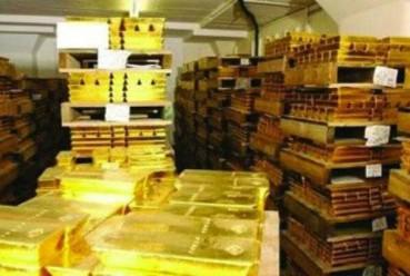 金砖堆成山 大门重百吨 探秘神秘美联储金库