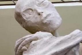 秘鲁发现怪异木乃伊 俄科学家称是外星人