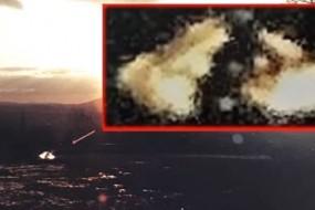 38年前UFO照曝光 似有人在驾驶