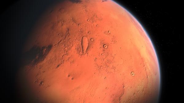 美科研人员宣布火星上有生命:甲烷菌-趣闻巴士