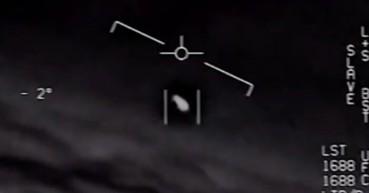 UFO曾跟踪航母战斗群数天