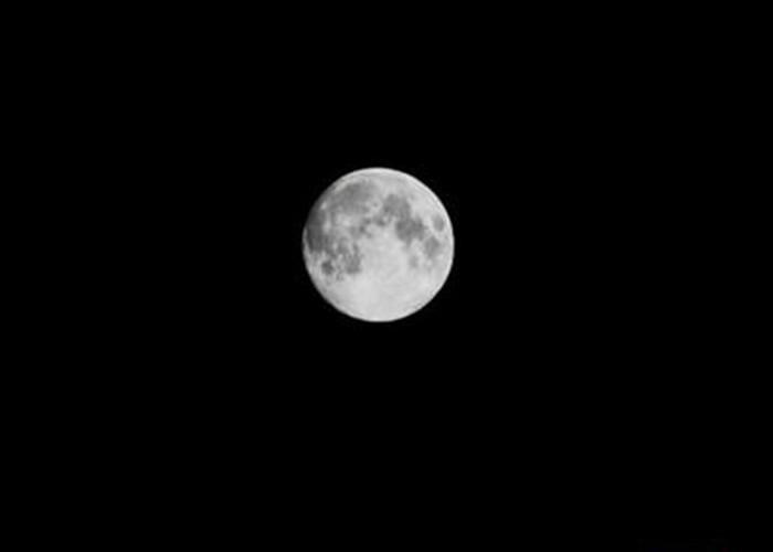 光明区的市民称,月亮虽然又大又圆,却未见彩虹。-趣闻巴士