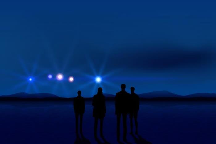 """日本13岁""""UFO男孩""""自称能用心电感应与不明飞行物(UFO)进行沟通-趣闻巴士"""