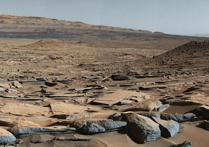 好奇号在盖尔陨石坑找到最强力生命证据。-趣闻巴士