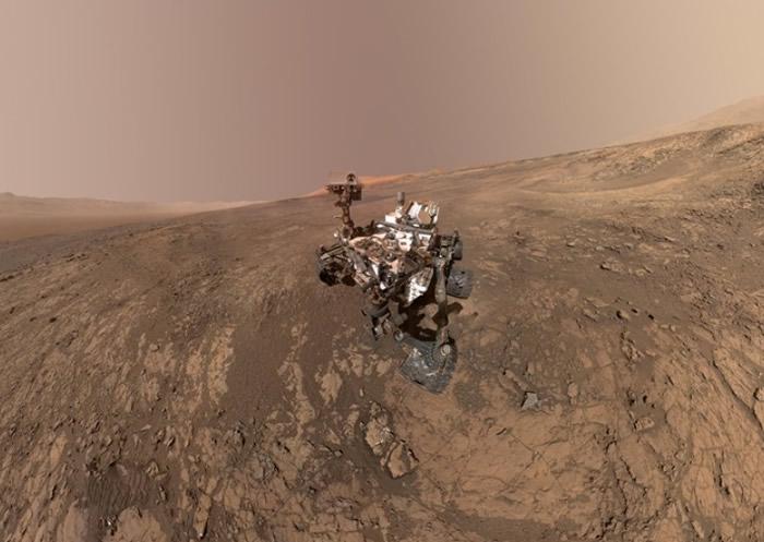 好奇号侦测到火星的甲烷含量有季节性变化。-趣闻巴士