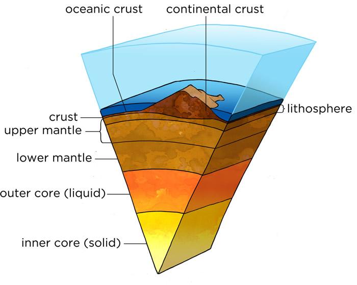 美国麻省理工在地球深处发现一片巨大钻石区 可能高达千兆吨-趣闻巴士