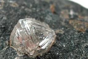 地球深处可能有一巨大钻石区 储量高达千兆吨