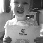 英3岁女童智商171超爱因斯坦