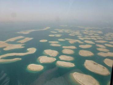 号称世界第八大奇迹 迪拜造了300个岛屿至今仍是荒岛