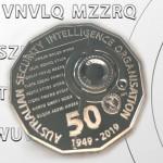 澳洲发行暗藏密码硬币 被收藏者成功破解